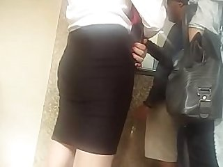 desi air proprietress silky milky legs
