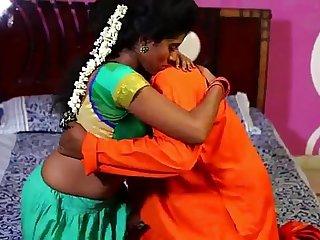 Indian Mallu  House Wife Romance With Fake Baba - Madhuram Movies -