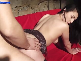 Sweet TEEN knows how roughly give hot BJ and lasting sex