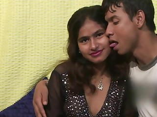 Gorgeus Indian Teen Fuckes In Her Pussy Apart from Hot Indian