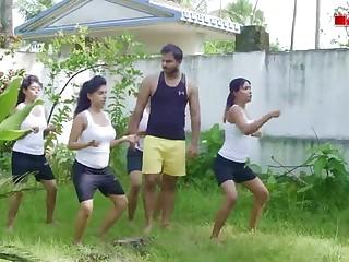 Very hot Indian web series. Tharki Sir.