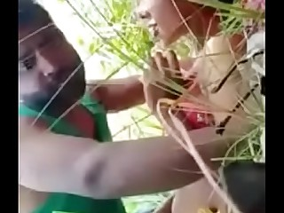 Bangladeshi Couple Open-air Sex Video